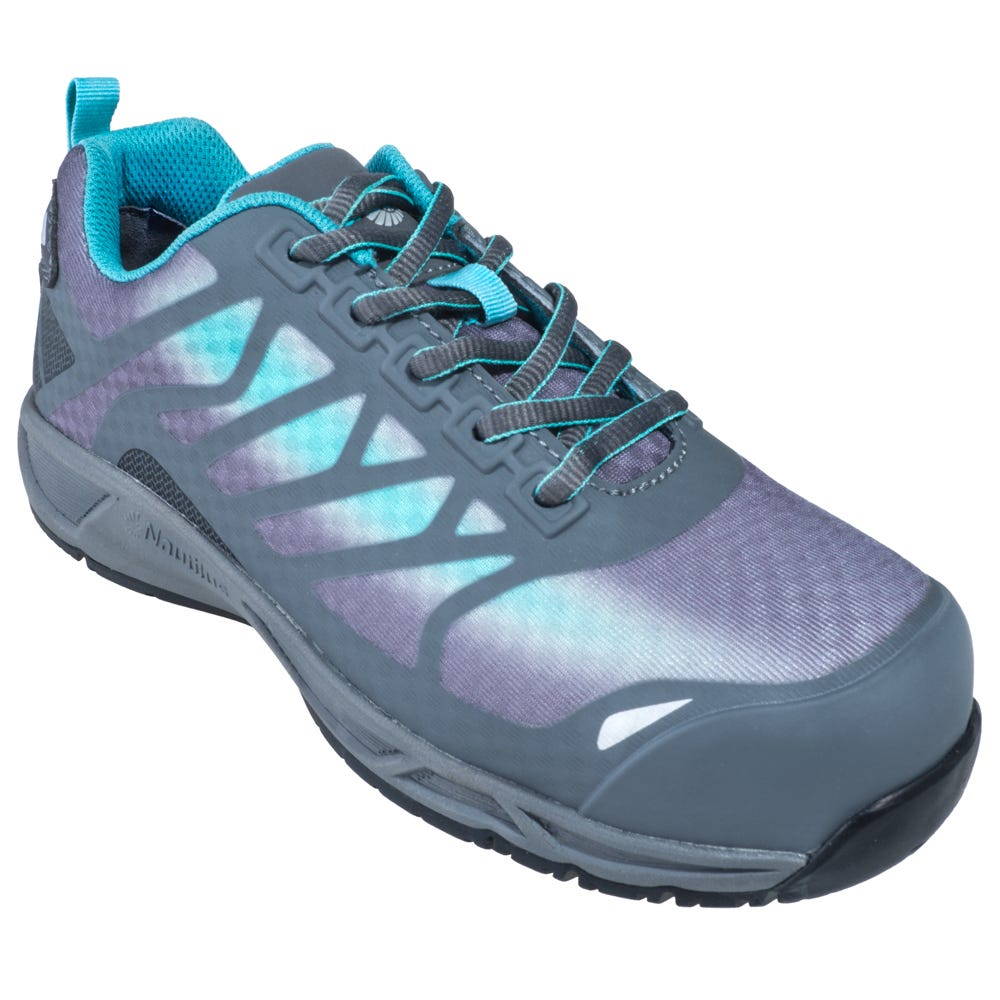 Nautilus Shoes Women's N2485 Composite Toe ESD Athletic Shoes