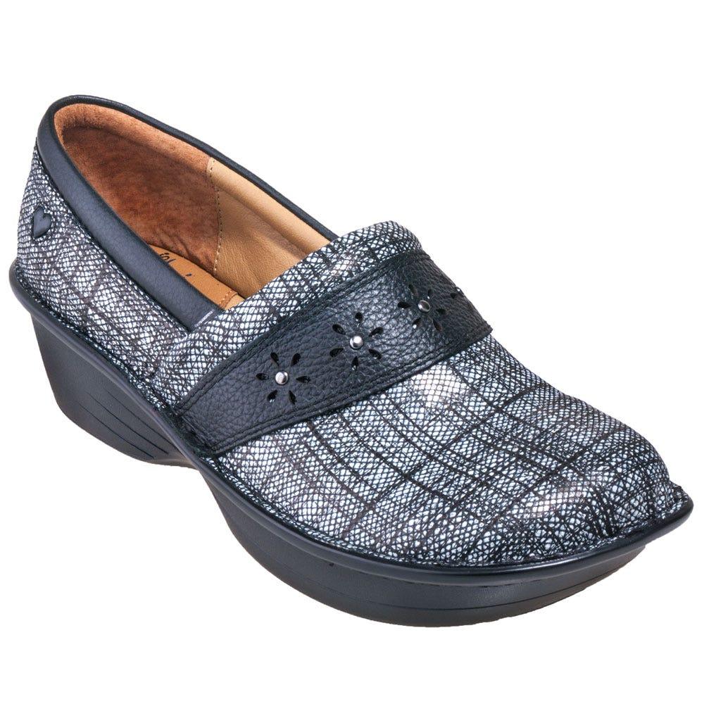 mates shoes s 258851 black white slip