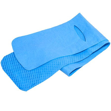 Occunomix Bandanna: Blue Miracool Cooling Neck Wrap 930 BL