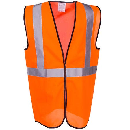 OccuNomix Vest Safety Equipment & Protective Gear Orange ECO