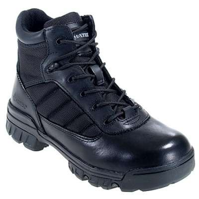 Bates Boots: Men's 2262 Black 5″ Tactical Sport Boots