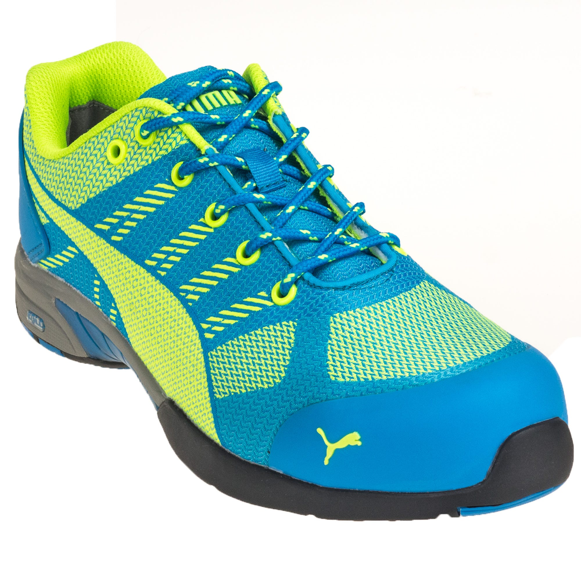 Puma Safety 642905 Women's ESD Steel Toe Tennis Shoes