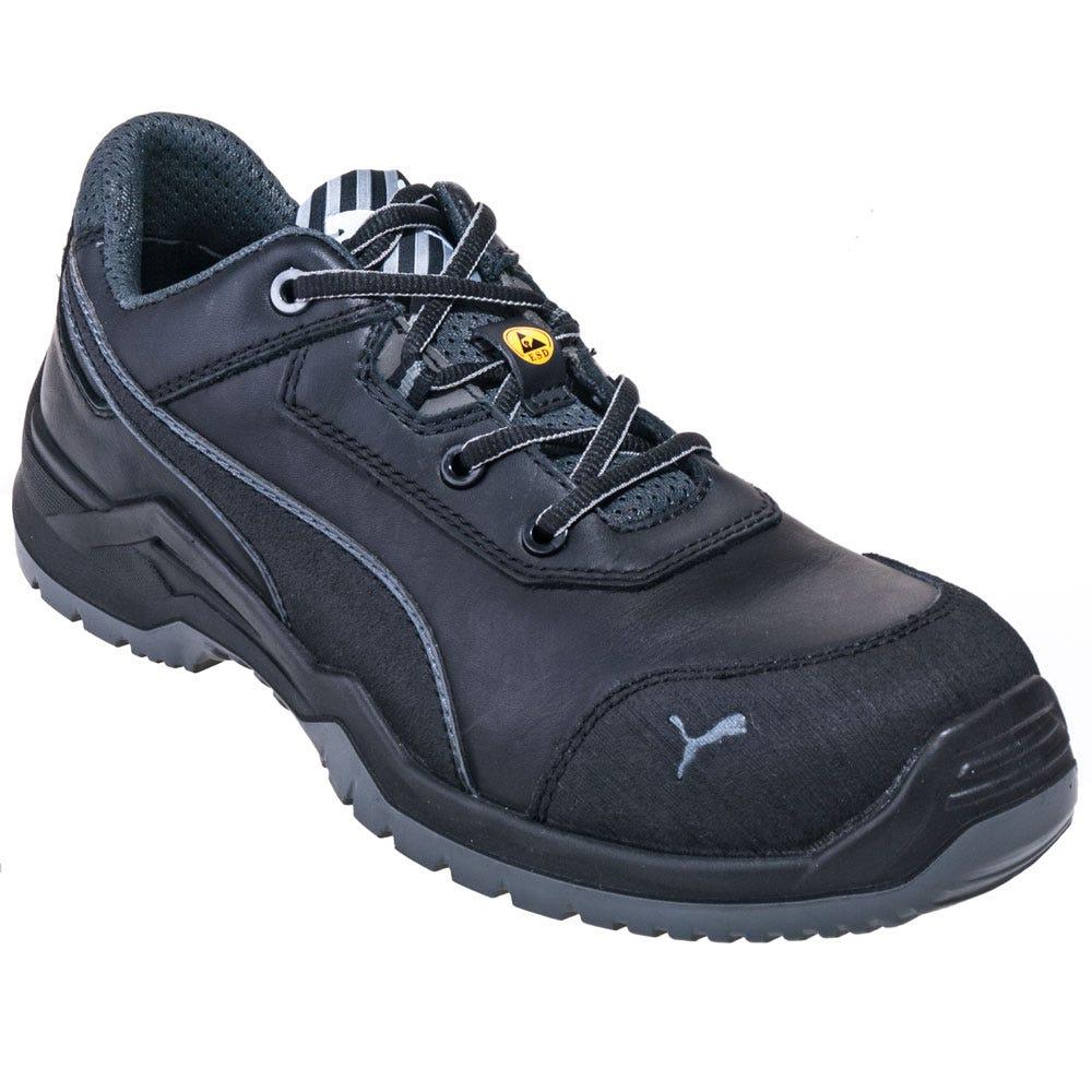 Men's Puma Safety 644245 Technics ESD Composite Toe Shoes