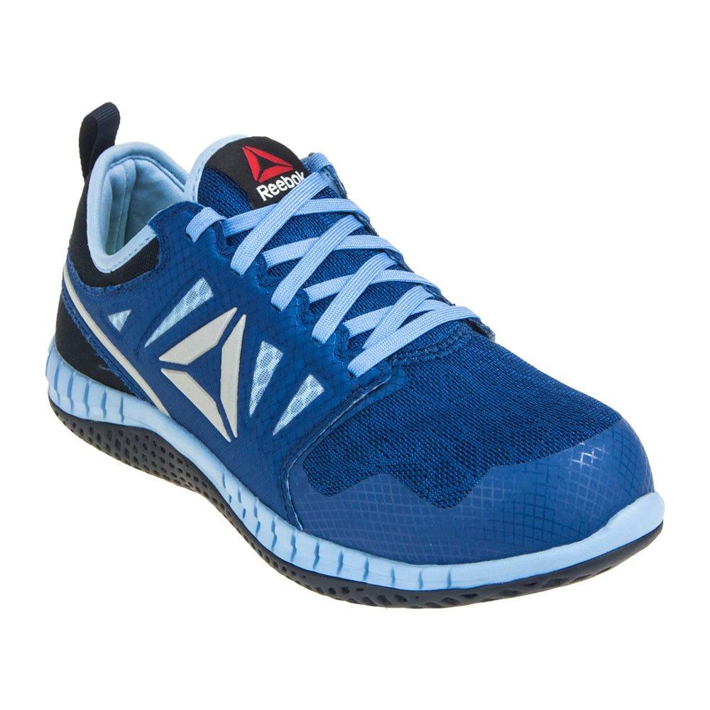 95388e7a890d ... Work ESD Men s Black… Reebok Shoes  Women s RB254 Blue ESD ZPRINT Steel  Toe Athletic Oxfords