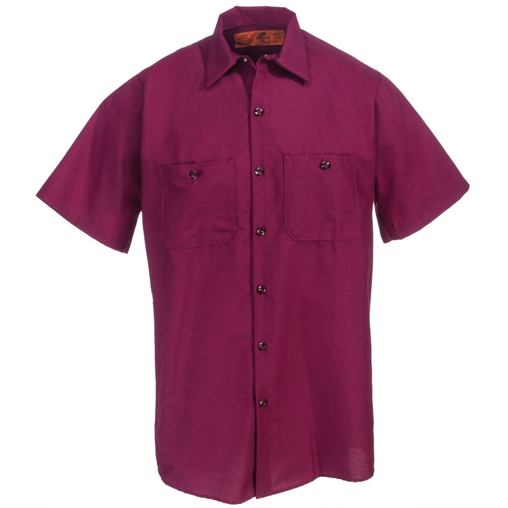 Red Kap Shirts Men 39 S Sp24 By Short Sleeve Industrial