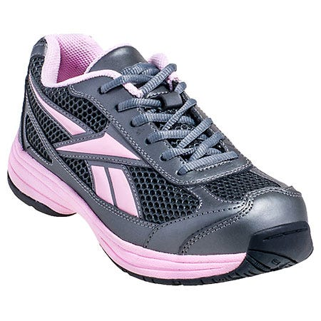 Reebok Shoes: Women's Athletic Steel Toe EH Work Shoes RB164