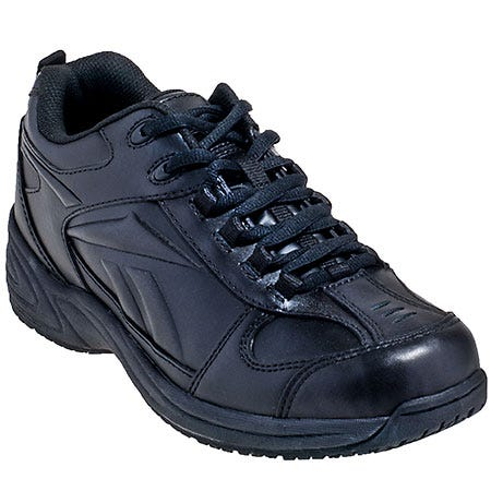 Reebok Women's Black RB186 Jorie EH Non Metallic Composite Toe Shoes