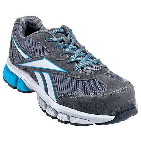 Reebok Women's RB446 Ketia Cross Trainer EH Composite Toe Shoes