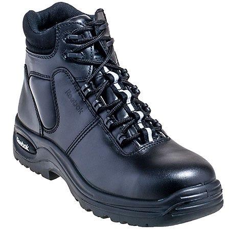 Reebok Women's Black RB750 Trainex EH Non Metallic Composite Toe Boots