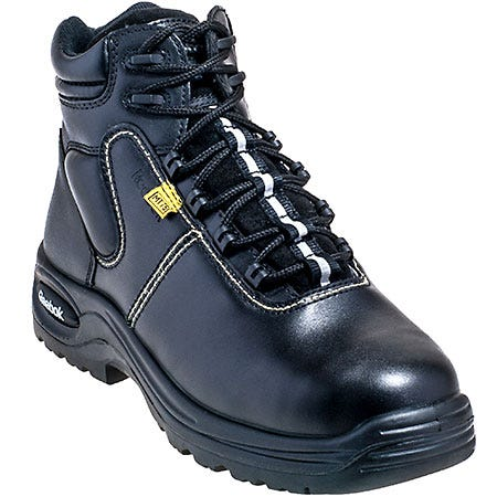 Reebok Women's RB655 Trainex EH Internal Met Guard Composite Toe Boots