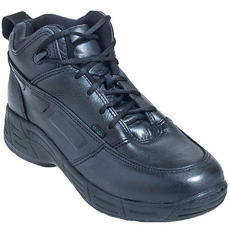 Reebok Shoes: Men's Black CP8375 USPS Certified Athletic Work Shoes