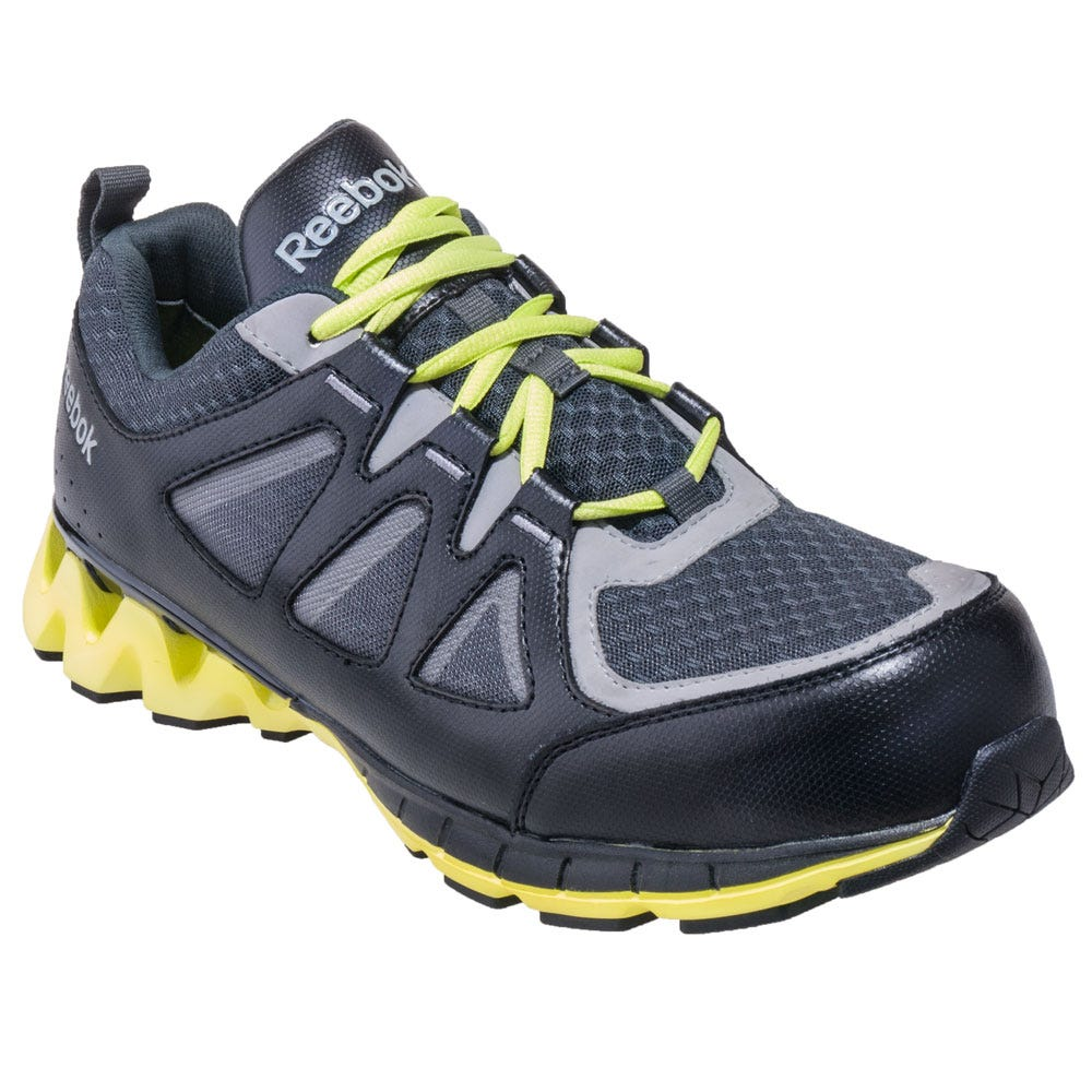 Reebok RB3015 Composite Toe EH Non-Metal ZigKick Work Shoes