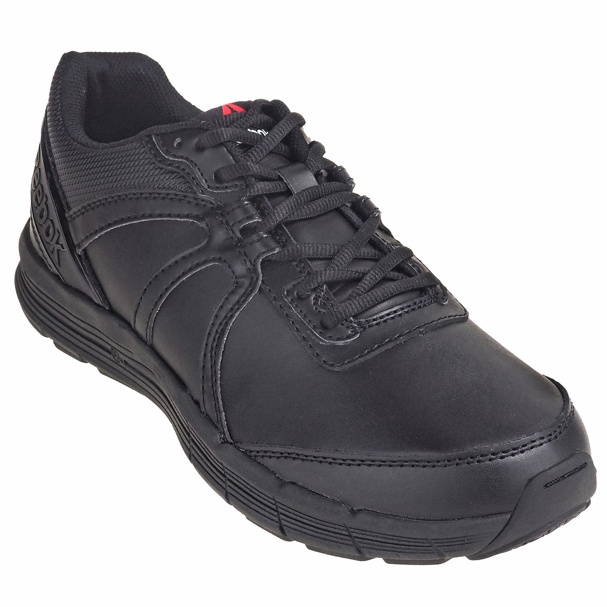 Reebok RB3500 Black EH Non-Metallic Guide Performance Cross Trainers