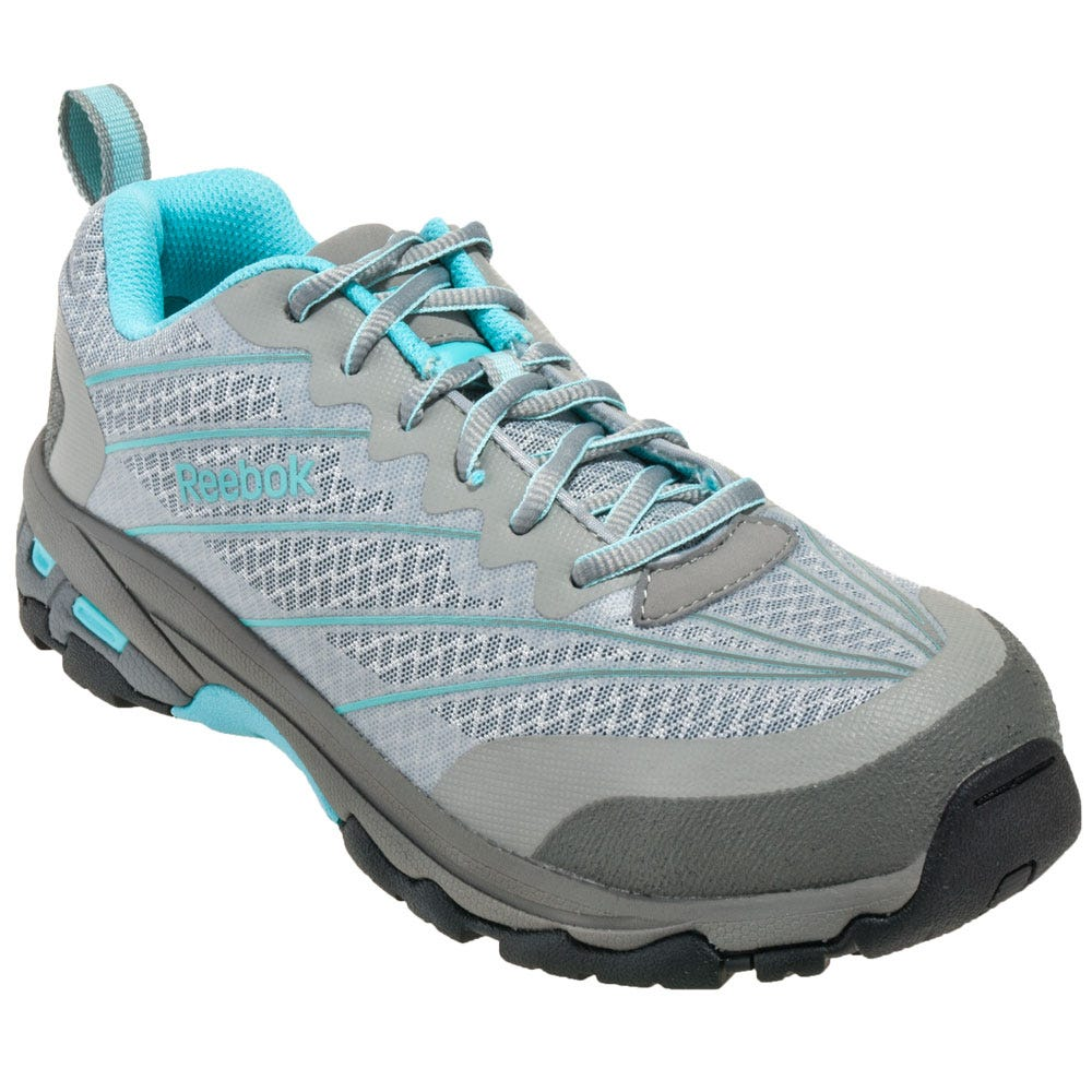 Reebok Shoes: Women's RB421 Composite Toe ESD Exline Athletic Work Shoes