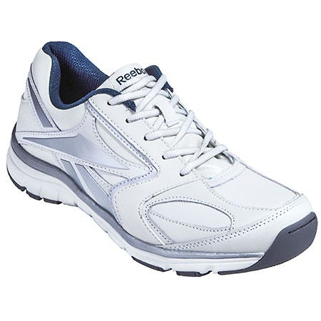 Reebok Shoes: Women's White RB440 Composite Toe EH Athletic Shoes