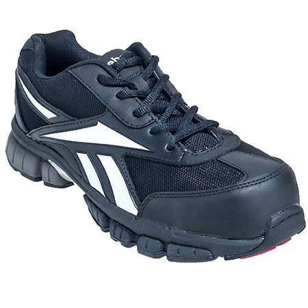 Reebok Ketia Black RB4895 Composite Toe Athletic Work Shoes