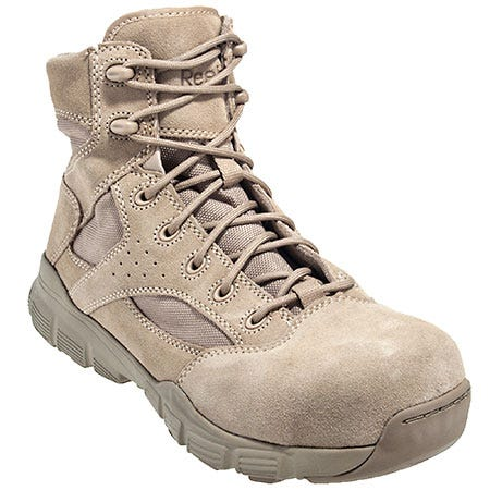 Reebok Boots: Men's Composite Toe RB8621 Dauntless Military Boots