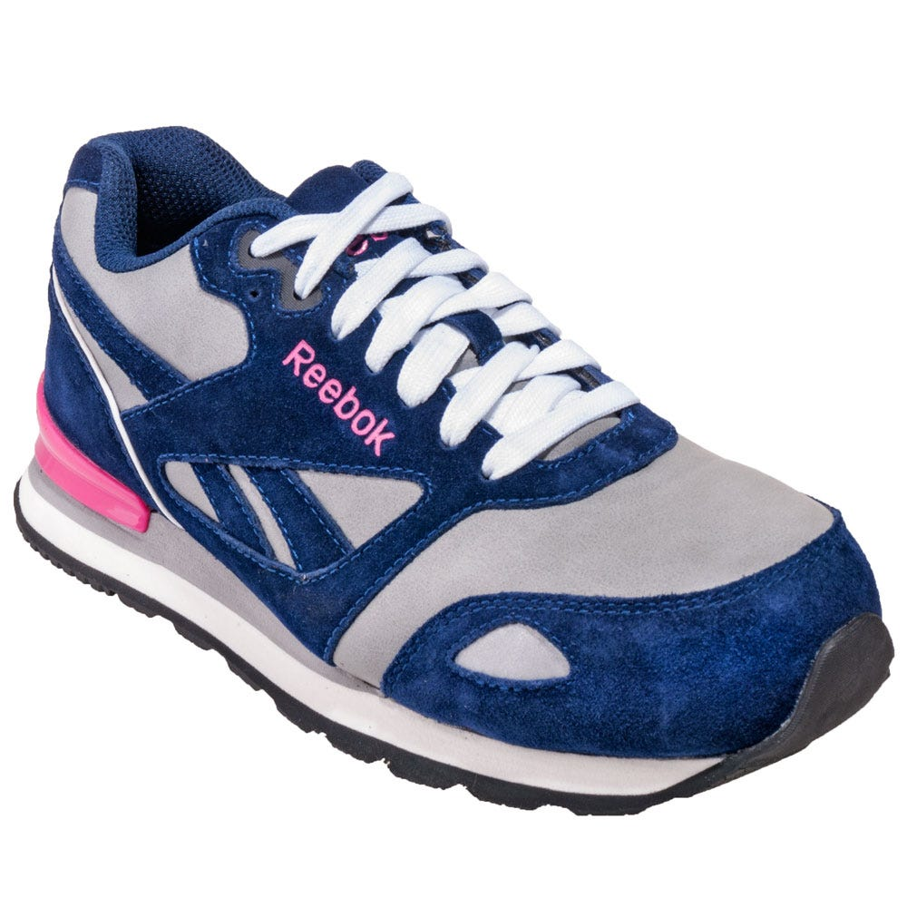 Original  Shoes Womens Athletic Reebok Sublite Authentic Women Blue Running Shoe