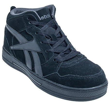 Reebok Women's RB173 Black Slip-Resistant Dayod Composite Toe EH Shoes