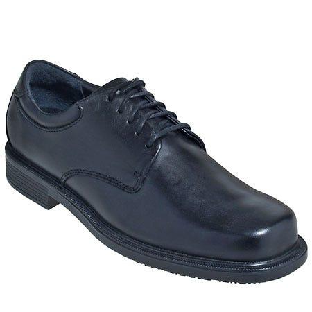Rockport Works Non-Metallic Slip-Resistant Oxford Dress Shoes RK6522