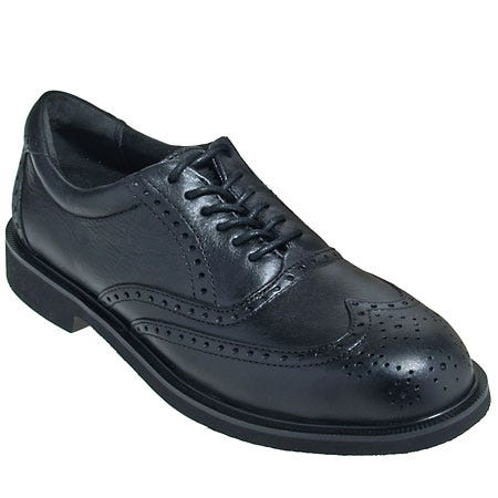 Rockport Works Shoes: Men's Steel Toe Wing Tip Work Shoes RK6741