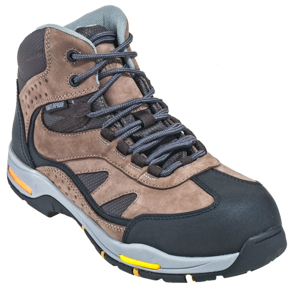 Rockport Boots: Men's RK5650 Composite Toe Waterproof Hiking Boots