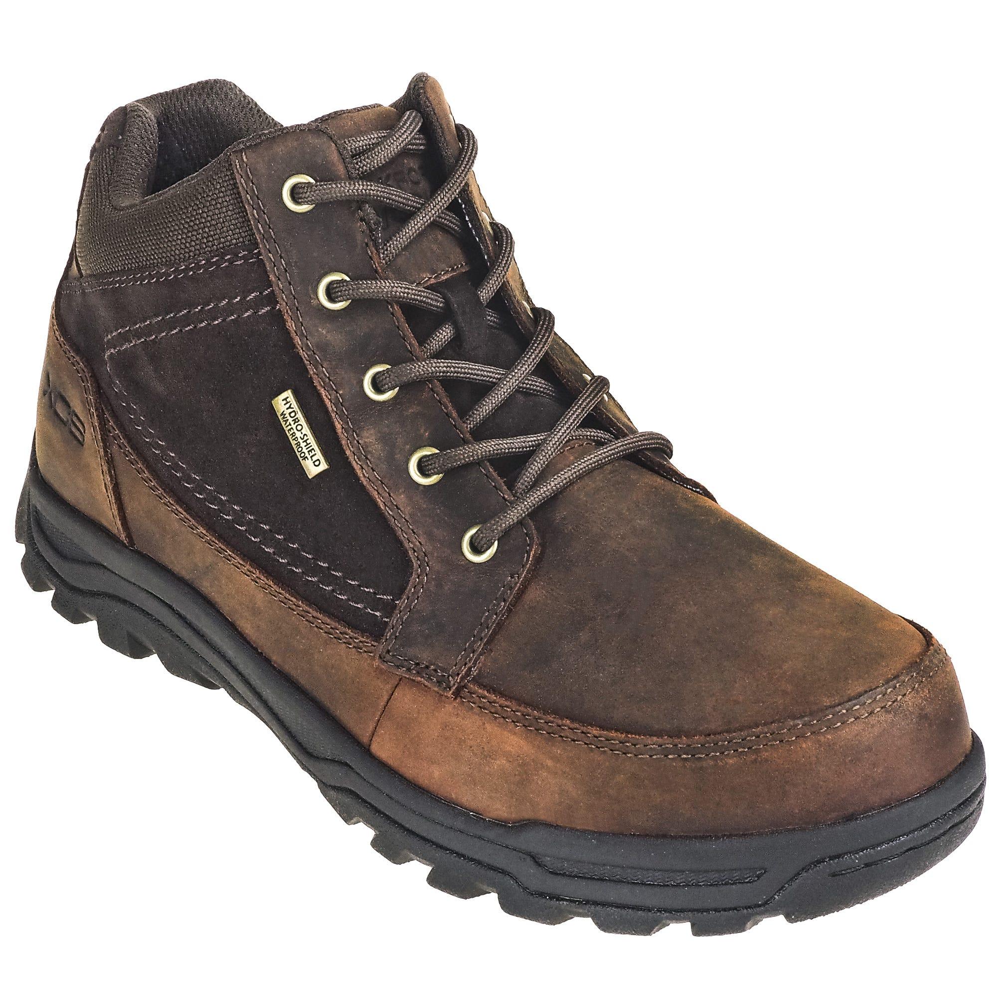 Rockport Works RK6671 Men's Trail Technique Steel Toe Hikers