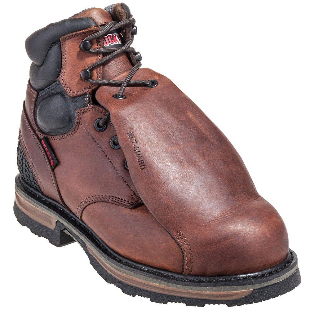 Rocky Boots Men's Steel Toe Work Boots K086