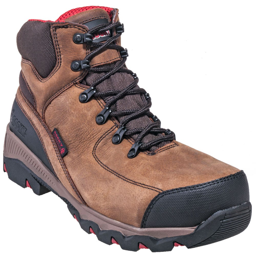 Rocky Boots Men's Work Boots RKYK101