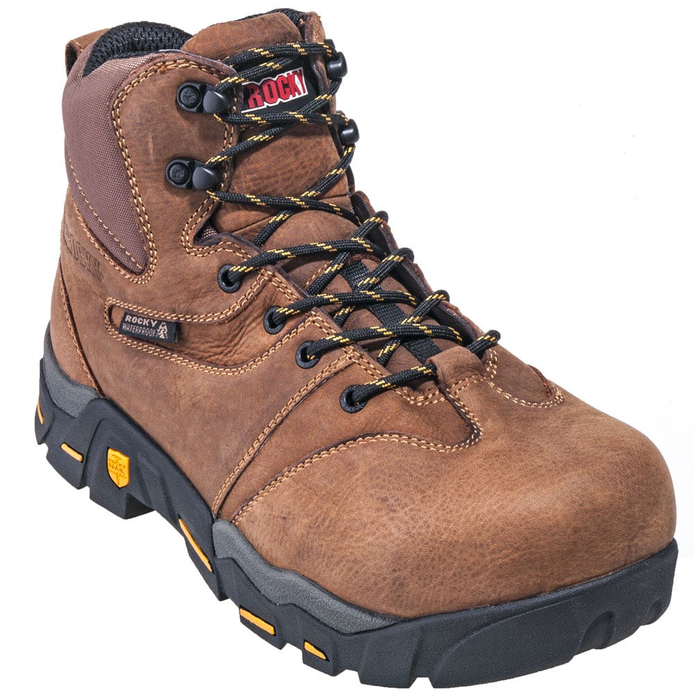 Rocky Boots Men's Work Boots RKYK110