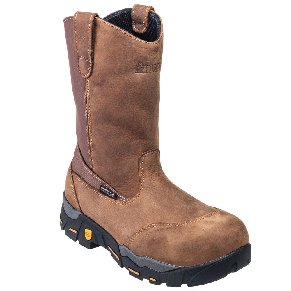 rocky boots s rkyk112 steel toe puncture resistant