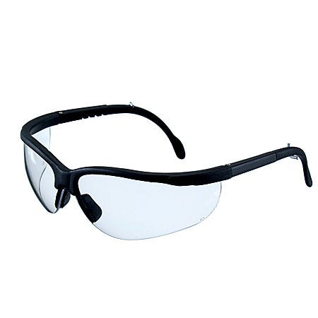 Radians Safety Glasses Clear Lens Safety Glasses RV0111ID