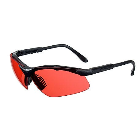 Radians Safety Glasses Red Lens Safety Glasses RV0180ID