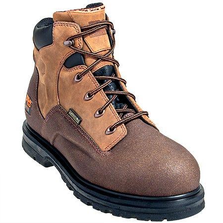 Timberland Pro Boots Men's 89650 PowerWelt Waterproof EH Steel Toe Boots