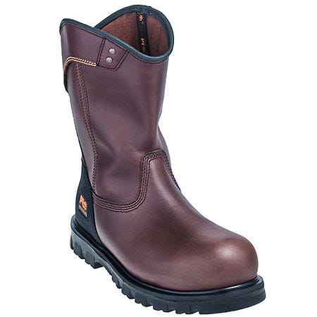 Timberland PRO Boots: Men's 89665 Boomtown EH Alloy Toe Wellington Boots