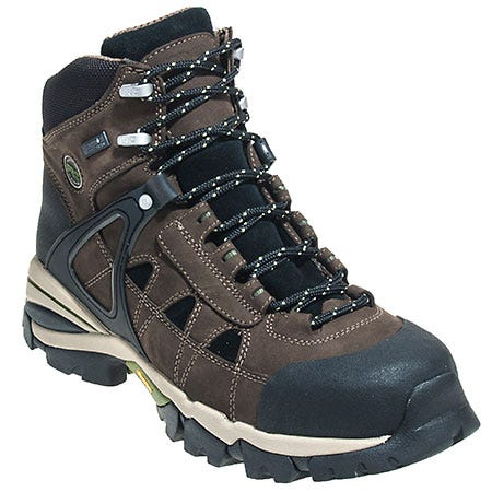 Timberland PRO Boots: Men's Alloy Safety Toe 89674 EH Waterproof Hyperion Boots