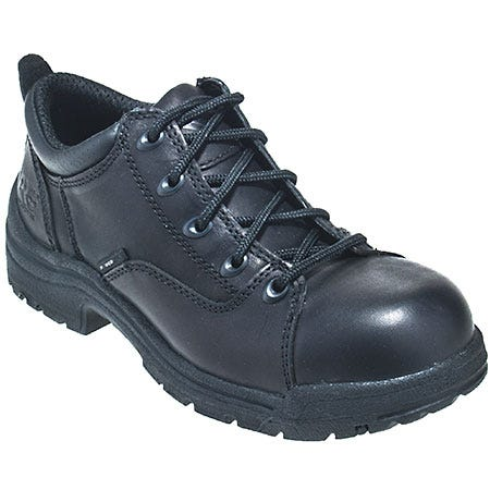 Timberland PRO Shoes: Women's 90670 TiTAN Oxford EH Alloy Toe Shoes