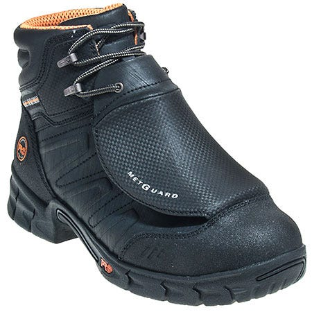 Timberland PRO Boots: Men's 91678 Steel Toe Met Guard EH Lug Sole Work Boots