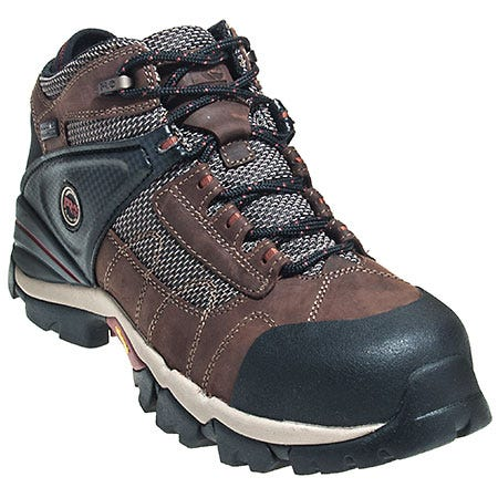 Timberland PRO Boots: Men's 91696 Safety Toe Waterproof EH Hyperion Boots