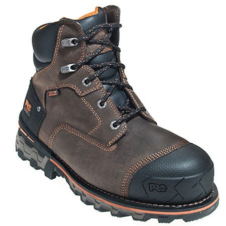 Timberland PRO Boots: Men's Boondock Composite Toe 92615 Waterproof EH Work Boots
