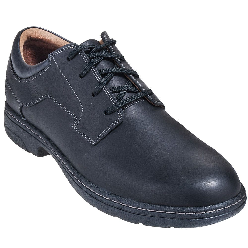 Timberland PRO Shoes: Men's Black TB092646001 92646 Branston ESD Oxford Shoes