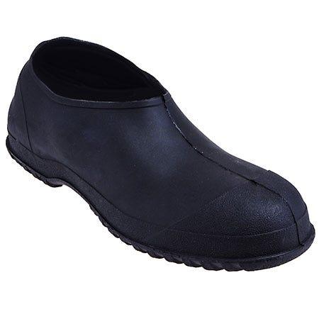 Tingley Men's Waterproof 35111 Black Workbrutes PVC Overshoes