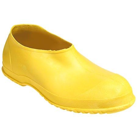 Tingley Unisex Yellow 35113 Waterproof PVC Workbrutes Overshoes