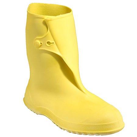 Tingley Unisex 35123 PVC 10 Inch Waterproof Workbrutes Overshoes