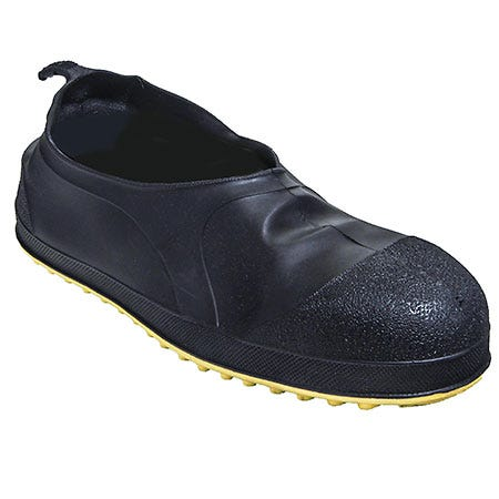 Tingley Overshoes: Men's 35211 Waterproof Steel Toe PVC Overshoes