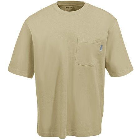 Best price wolverine men 39 s w1100100 236 khaki mason pocket for Mason s men s shirts