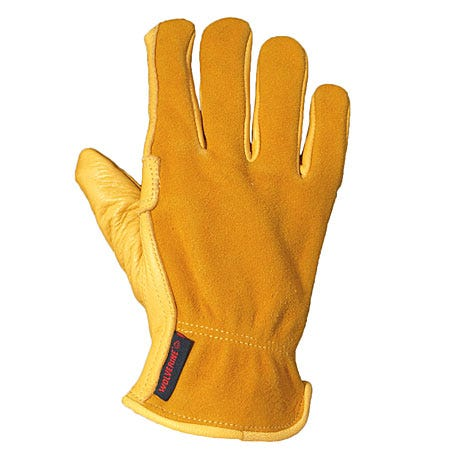 Wolverine Gloves: Men's Buckskin Driver Work Gloves W9104600 212 Sale $30.00 Item#W9104600-212 :