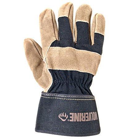 Wolverine Split Leather Work Glove W9105000 200