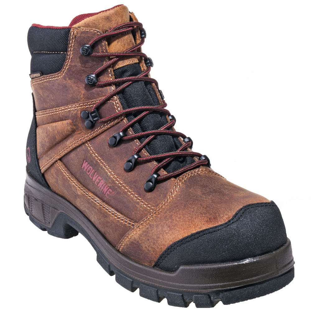 Wolverine Boots Men's Work Boots 10505