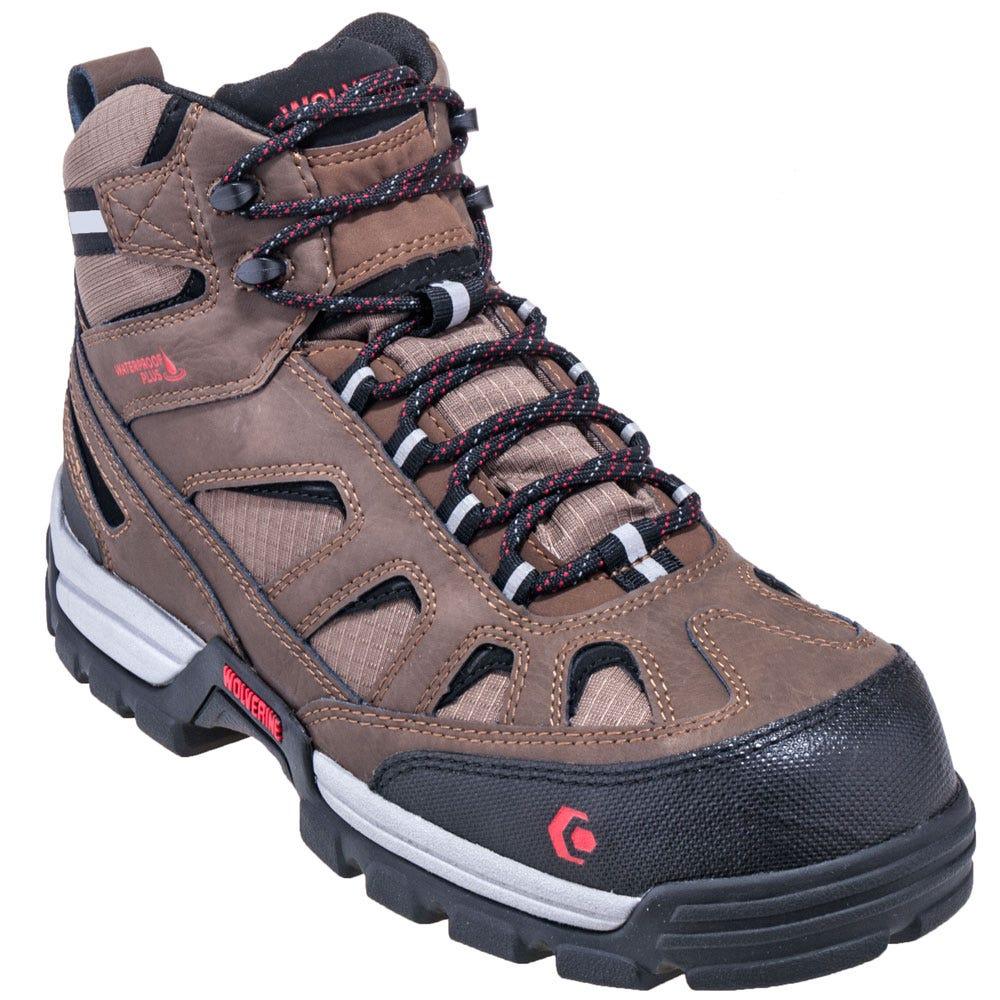 Wolverine Boots Men's Work Boots 10514